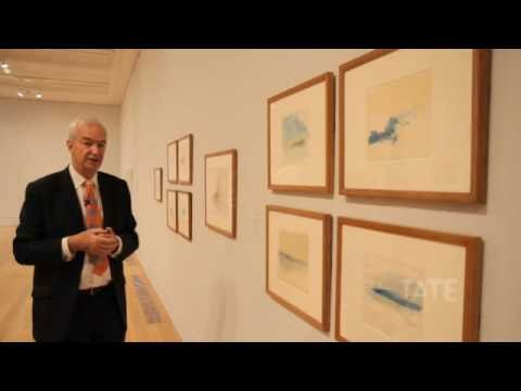 TateShots: Jon Snow on Watercolour