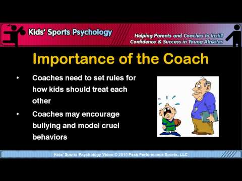 Why Sports Kids Bully - According to Bullying Expert