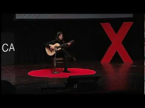TEDxSanJoseCA 2012- Roberto Granados -- Music Heals and Connects