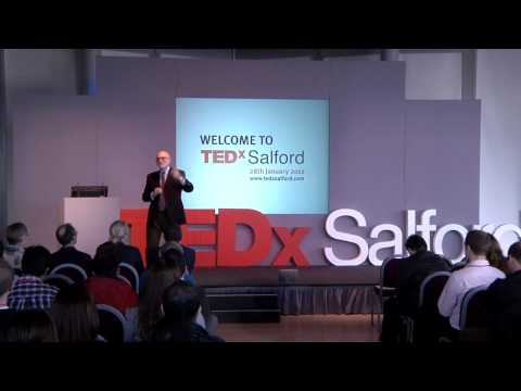 TEDxSalford - Dr. Adrian Graves - The Opening