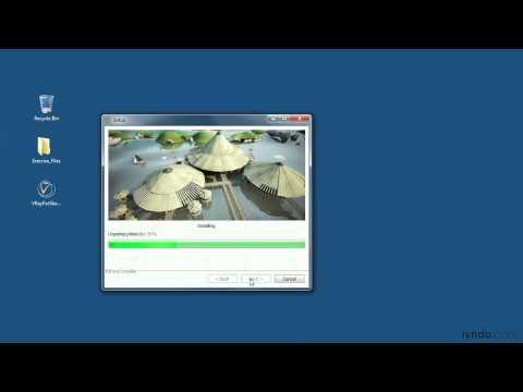 V-Ray tutorial: Installing V-Ray | lynda.com