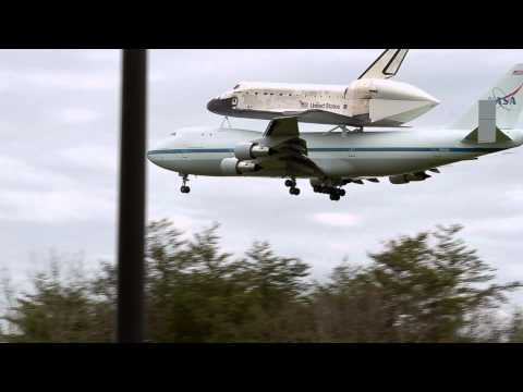 NASA | Discovery Comes to Dulles