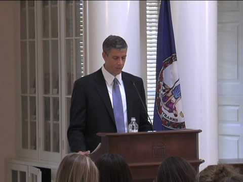 Secretary Arne Duncan Issues a Call to Teach