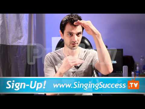 Singing Classes - 3 Stage Vocal Warm Up - Part 1