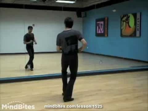 Salsa Dancing - Salsa Footwork: Tap Tap Slide (on2)