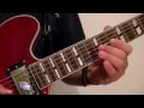 Rock/Blues Guitar Solo Basics  Part 3 of 3