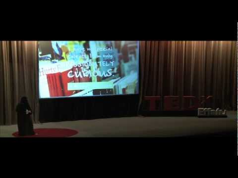TEDxEffatU - Hanan Asghar - Gratitude, A Message for Shining Stars