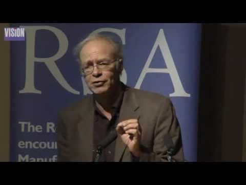 Peter Singer - Global Challenges and the Values We Live By