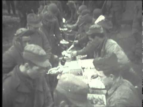 Thanksgiving during the Korean War