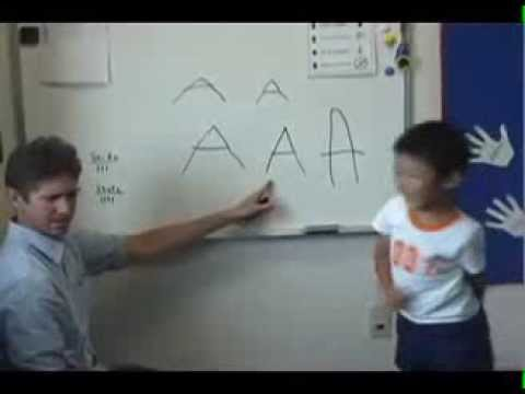 "Super Simple ABCs - ""A"" song"