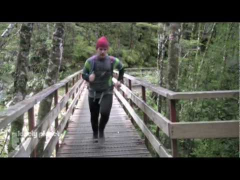 Routeburn Mountain Run - On the Road with Scott Kennedy