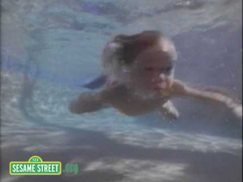 Sesame Street: Swim Like Sea Lions