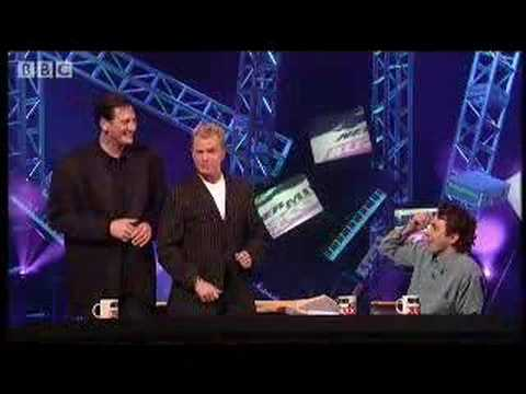 Tony Hadley and Bobby Davro sing intros for Sean - BBC