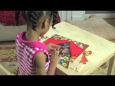 PBS KIDS Toys Educational Benefits: Explore Camping: 3-Layer Puzzle