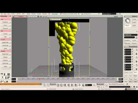 Using Scalar Textures to Control Particle Density