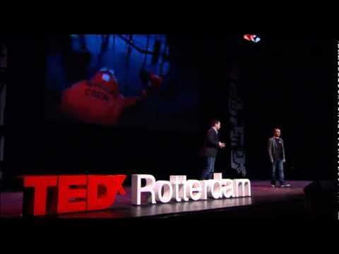 TEDxRotterdam - Arjen Weijers - Safe and healthy oceans will lead the future