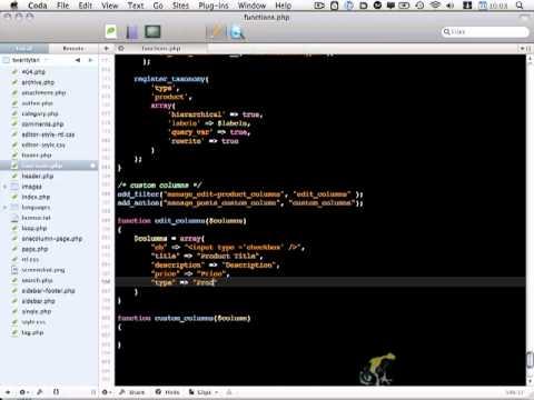 Wordpress Basics - Custom Post Types in Wordpress Part 4
