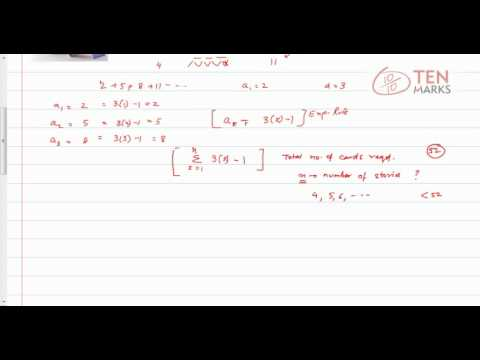 Series and Summation - Applications