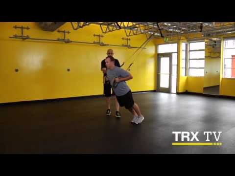 TRX TV October: Lower Body Exercises