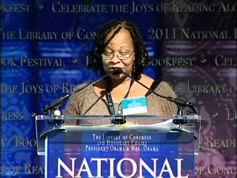 Rita Williams-Garcia: 2011 National Book Festival