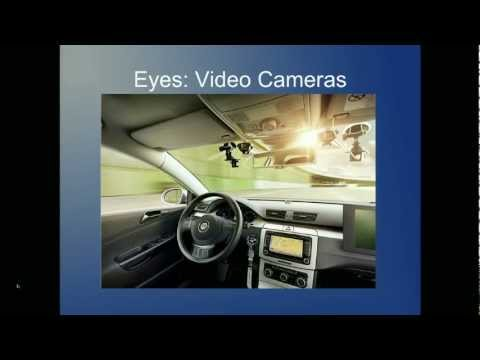 TEDxBrussels - Raoul Rojas - Cars that Think