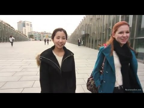 Walk With Me - Ewha Woman's University (Seoul, Korea)