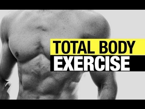 "Total Body Exercise - 1 Exercise to Test Your ""ATHLETIC"" STRENGTH!"