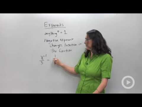 Simplifying Expressions with Exponents