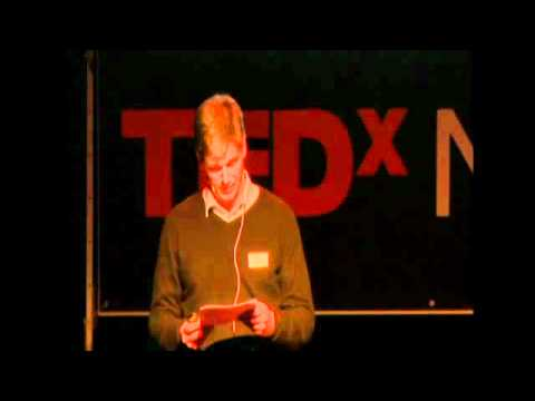 TEDxNHH - Arne Osland - Education as a force to unite people for peace and a sustainable future