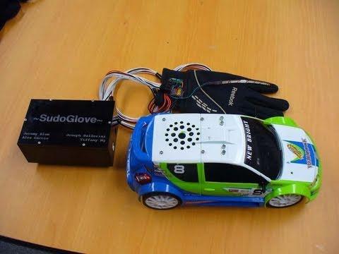 SudoGlove - Gesture-Based Hardware Control