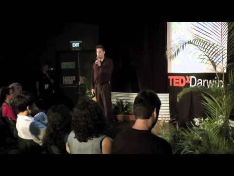 TEDxDarwin - David Faulkner - Becoming MAD (Make a Difference)