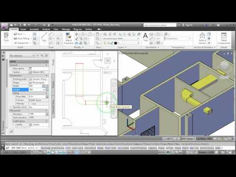 New Features in AutoCAD MEP 2013