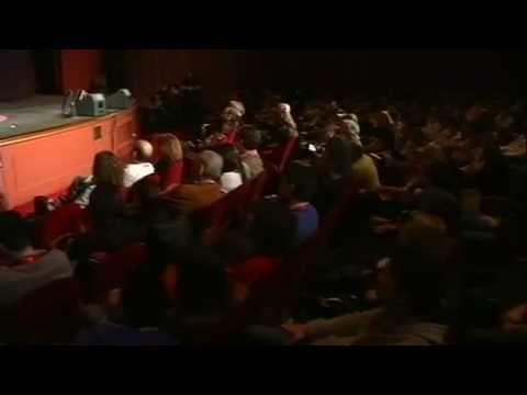 TEDxThessaloniki - Nikos Katsaounis & Nina Pashalidou - The Prism: Storytelling in a time of crisis