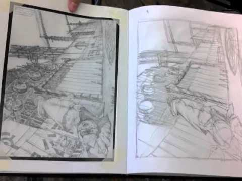 Tina's Sketchbook Part Two