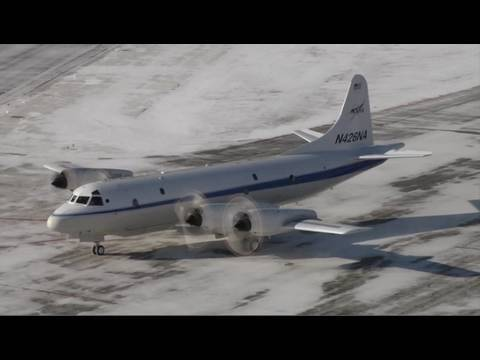 NASA | Operation IceBridge: A Science Lab in the Arctic Sky