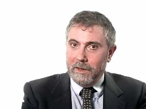 Paul Krugman on Capitalism and Waste
