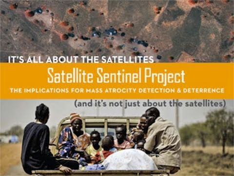 Satellite Sentinel Project: Opening Access to Crisis Areas
