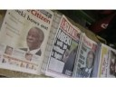 President Mbeki Out in South Africa