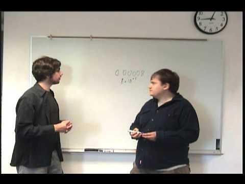 Scientific Notation Concept