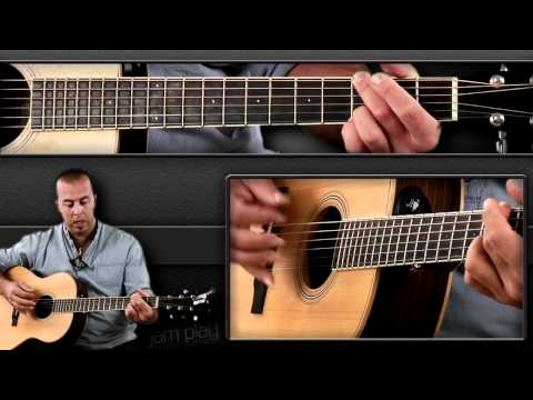 Randall Williams with Basic Guitar Techniques: The Thunk