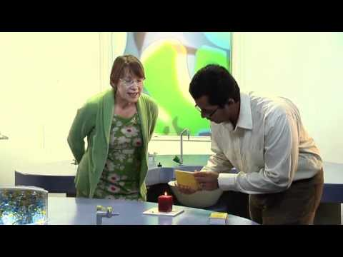 Primary Science Demonstrations: Carbon from a Candle