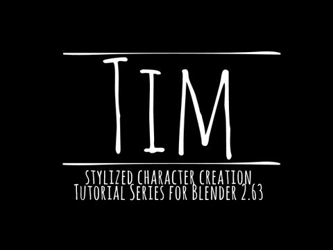 Tim Tutorial Series - Timelapse