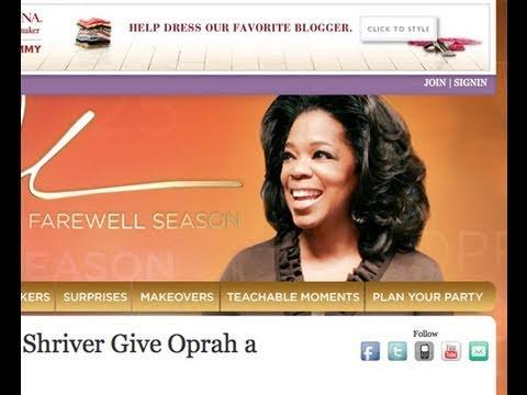 Oprah Winfrey Tapes Final Show