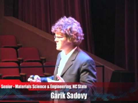 TEDxNCSU - Garik Sadovy - LSD Changed My Life: Students Taking Responsibility for Their Education