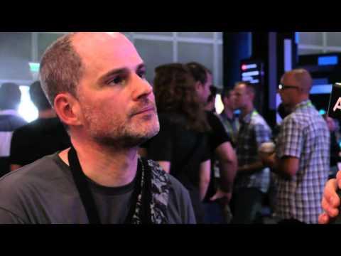 Weta Digital at SIGGRAPH 2012 with Wayne Stables