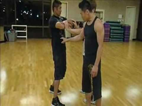 Wing Chun - Side Neutral Stance (basics) part 1