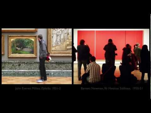 Representation & Abstraction: Looking at Millais and Newman