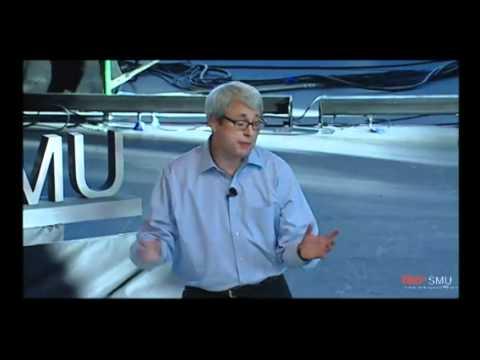 TEDxSMU 2010 - Rabbi David Stern - Roundtrip Spirituality