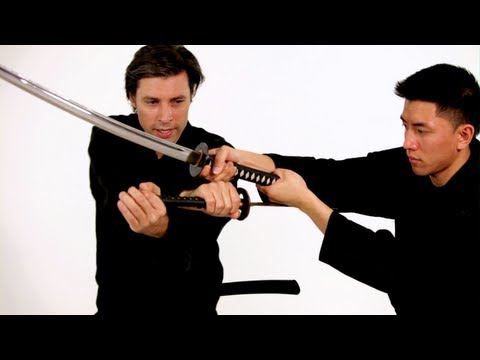 Technique: Kiri Age | Katana Sword Fighting