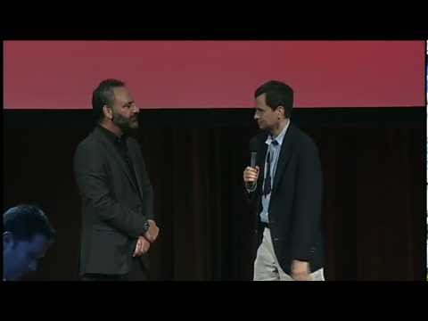 TEDxNewEngland | 11/01/11 | Joe Kessler - Interview with David Pogue